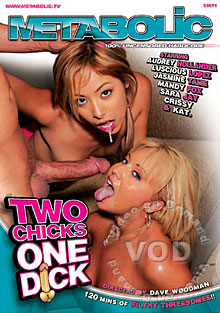 Two Chicks One Dick