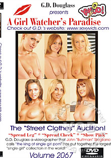 A Girl Watcher's Paradise Volume 2067 - The