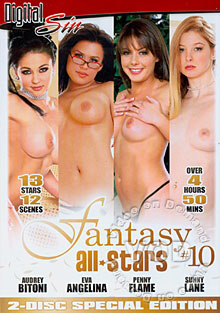Fantasy All-Stars 10 (Disc 1)
