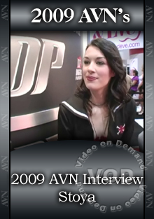 2009 AVN Interview- Stoya