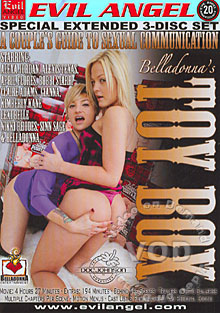 Belladonna's Toy Box - Disc Three