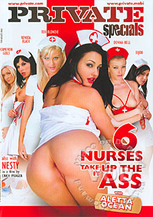6 Nurses Take It Up The Ass