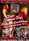 Strap-On Stretchings Adventures In Sodomy Vol. 2 - Dom Double Dip